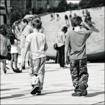 Brothers @ The Bean, Chicago