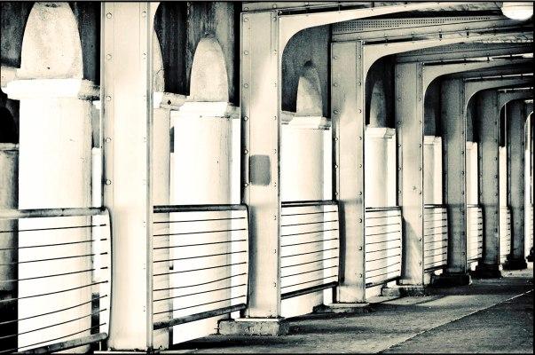 Metra Underpass @ 53rd