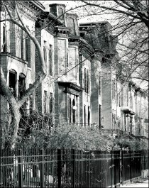 Bissell Street Rowhouses
