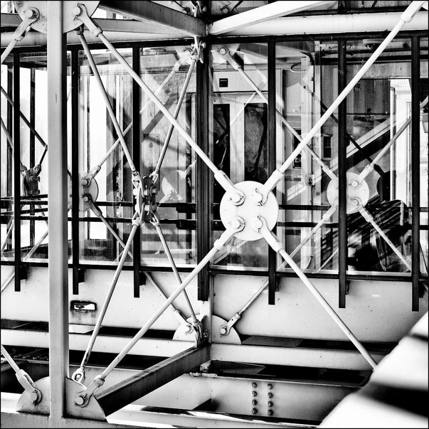 47th Street Station Ironwork