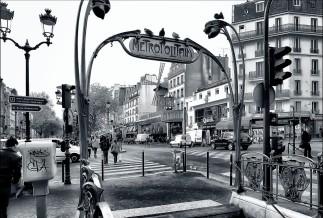 Metro Blanche