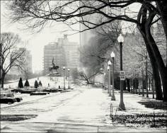 Grant Park, Winter 2018