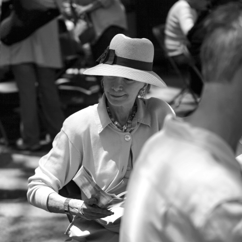 Elegance At The Old Town Art Fair, 2005