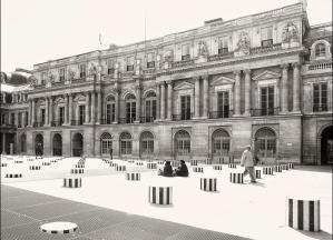 Palais Royale Columns