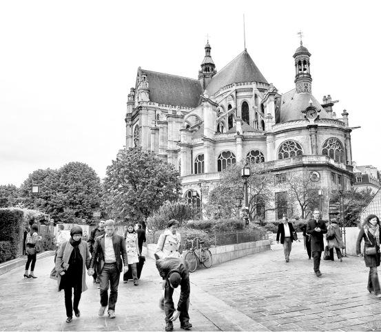 St. Eustache, Paris