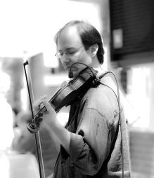 Violiniste