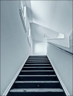 Stairs 1 (St. Eustache)