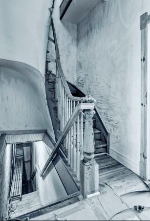 Stairs 2 (St. Eustache)