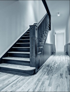 Stairs 5 (St. Eustache)