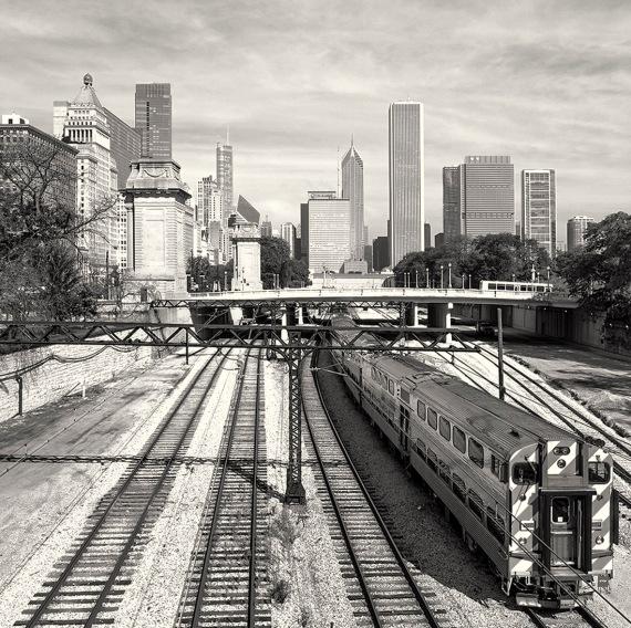 Downtown Rail Yard